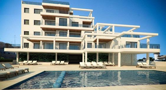 Edificio Zeniazul piscina – copia