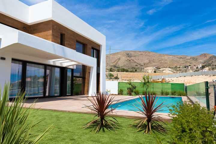 Villa-View-Campana-Garden-Luxury-Properties-Finestrat-Benidorm-Costa-blanca-2