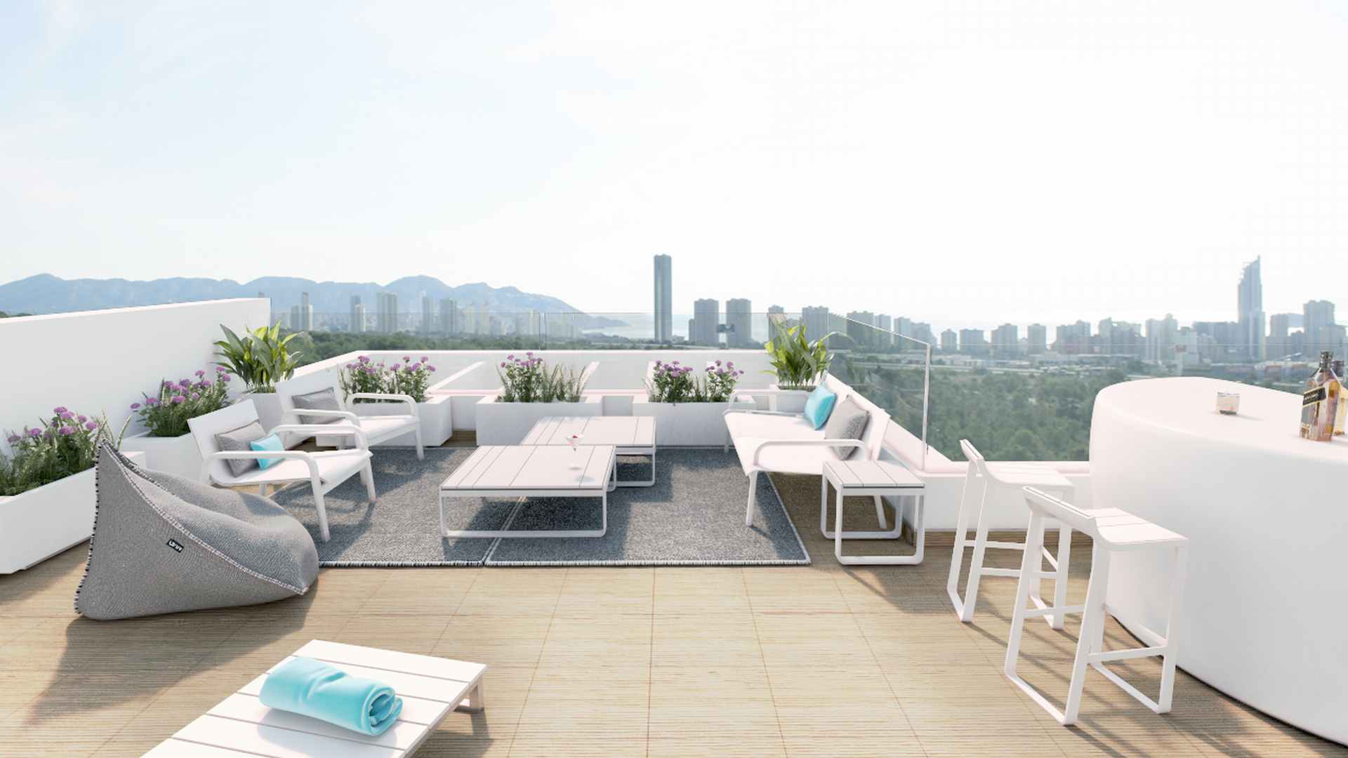 villa-aqua-property-for-sale-benidorm-campana-garden-3